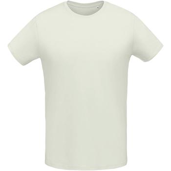 textil Hombre Camisetas manga corta Sols 02855 Verde