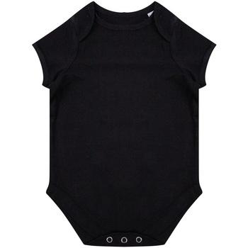 textil Niños Monos / Petos Larkwood LW655 Negro
