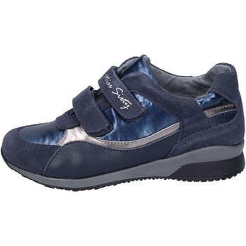 Zapatos Niña Deportivas Moda Miss Sixty BK181 azul