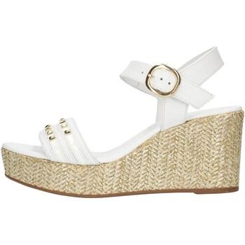 Zapatos Mujer Sandalias Nero Giardini E012400D Blanco