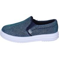 Zapatos Niña Slip on Solo Soprani BK194 azul