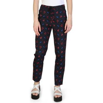 textil Pantalones chinos EAX - 3zyp25ynbsz Azul