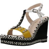 Zapatos Mujer Sandalias Lodi YOGAN Blanco