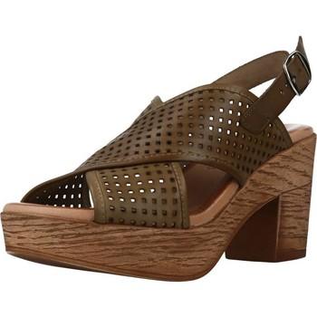 Zapatos Mujer Sandalias Cokketta 1210Y Verde