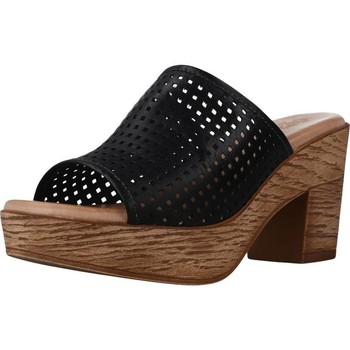 Zapatos Mujer Zuecos (Mules) Cokketta 1212Y Negro