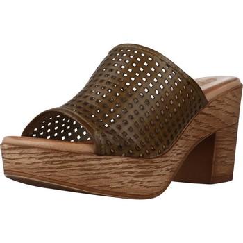 Zapatos Mujer Zuecos (Mules) Cokketta 1212Y Verde