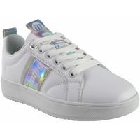 Zapatos Niña Zapatillas bajas MTNG Zapato niña MUSTANG KIDS 48145 blanco Blanco