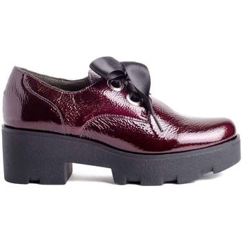 Zapatos Mujer Derbie Bryan 308 Rojo