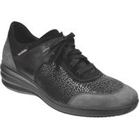 Zapatos Mujer Zapatillas bajas Mobils By Mephisto Sidonia Negro/gris