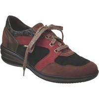 Zapatos Mujer Zapatillas bajas Mobils By Mephisto Sabryna Marron/oro