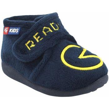 Zapatos Niño Pantuflas Garzon Ir por casa niño  n4155.247 azul Azul