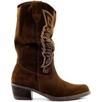 Zapatos Mujer Botas urbanas Jose Saenz 4328-V Marrón