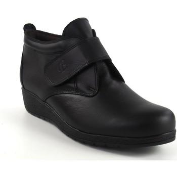 Zapatos Mujer Botines Bellatrix Botín señora  7546 negro Negro