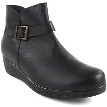Zapatos Mujer Botines Bellatrix Botín señora  7547 negro Negro