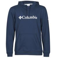 textil Hombre Sudaderas Columbia CSC BASIC LOGO HOODIE Azul
