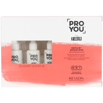Belleza Mujer Champú Revlon Proyou The Fixer Booster 10x15 Ml