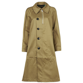 textil Mujer Trench G-Star Raw TRENCH WMN Beige