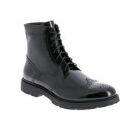 Zapatos Hombre Botas de caña baja André CAMPBELL Negro