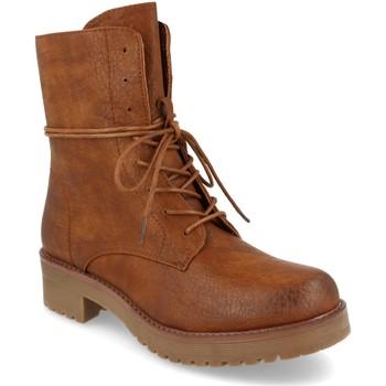 Zapatos Mujer Botines Ainy 4699 Camel