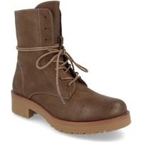 Zapatos Mujer Botines Ainy 4699 Marron