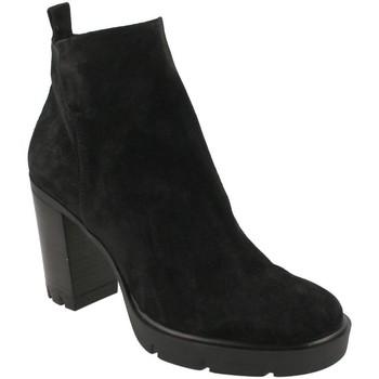 Zapatos Mujer Botines Janet Sport 46860 Negro