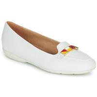 Zapatos Mujer Bailarinas-manoletinas Geox D ANNYTAH Blanco