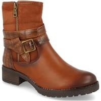 Zapatos Mujer Botines Ainy 267 Camel