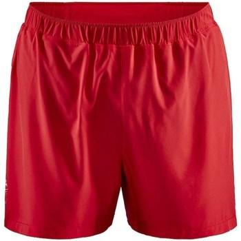 textil Hombre Shorts / Bermudas Craft Adv Essence 5 Stretch Rojos
