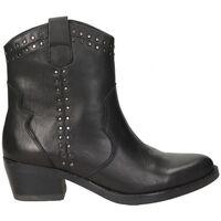 Zapatos Mujer Botines Carmela BOTINES  67387 MODA JOVEN NEGRO Noir