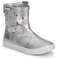 Zapatos Niña Botas de caña baja Pinocchio  Silver