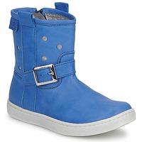 Zapatos Niña Botas de caña baja Pinocchio RABIDA Azul