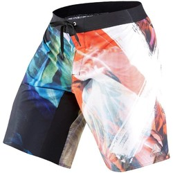 textil Hombre Shorts / Bermudas Reebok Sport Acid Sublimated Negros, Rojos, Azul