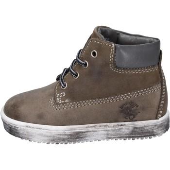 Zapatos Niño Botas de caña baja Beverly Hills Polo Club BK214 Gris