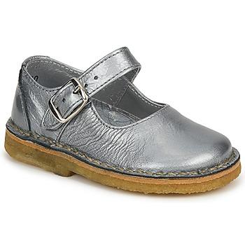 Zapatos Niña Bailarinas-manoletinas Pinocchio LIANIGHT Plata
