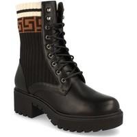 Zapatos Mujer Botines Ainy 23800 Negro