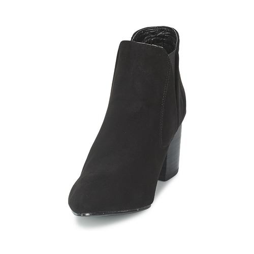 Eclipse Zapatos Mujer Negro Botines Cally BoCxed