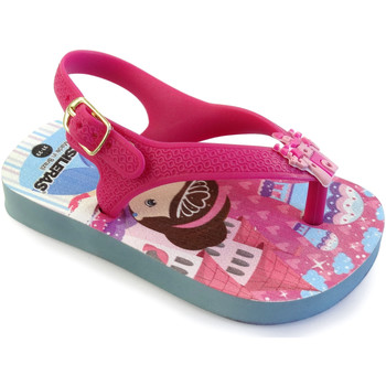 Zapatos Niña Chanclas Brasileras Chancla ®,Printed 20 Baby Miss Little Purple/Purple