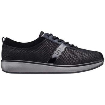 Zapatos Mujer Zapatillas bajas Joya S  EMMA W BLACK_SNAKE