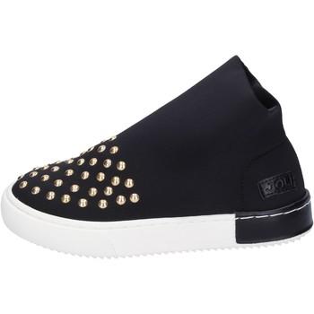 Zapatos Niña Deportivas Moda Joli BK236 negro