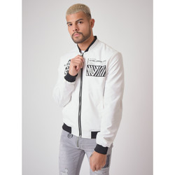 textil Hombre cazadoras Project X Paris  Blanco