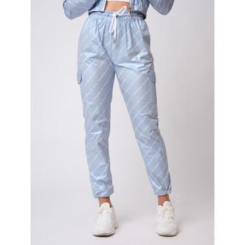 textil Mujer Pantalones de chándal Project X Paris  Azul