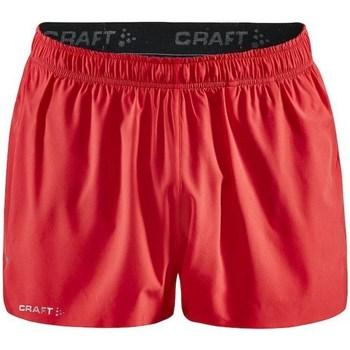 textil Hombre Shorts / Bermudas Craft Adv Essence 2 Stretch Shorts M Rojos