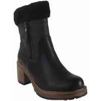 Zapatos Mujer Botines Xti 34423 Negro