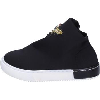 Zapatos Niña Deportivas Moda Joli BK237 negro