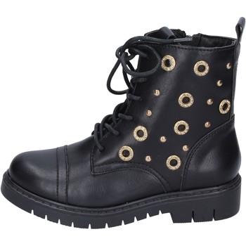 Zapatos Niña Botines Joli BK242 negro