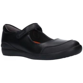 Zapatos Niña Bailarinas-manoletinas Biomecanics 181121 Niña Negro noir