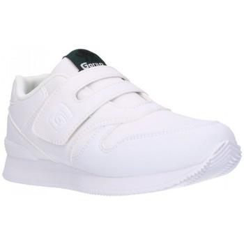 Zapatos Niño Zapatillas bajas Gorila 66201 Niño Blanco blanc