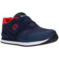 Zapatos Niño Zapatillas bajas Gorila 66201 Niño Azul marino bleu