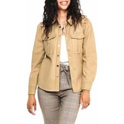 textil Mujer Camisas Only ONLEILENA-VARI PUFF SHIRT Marrón