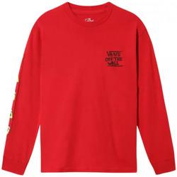 textil Niños Camisetas manga larga Vans x the simpso Multicolor